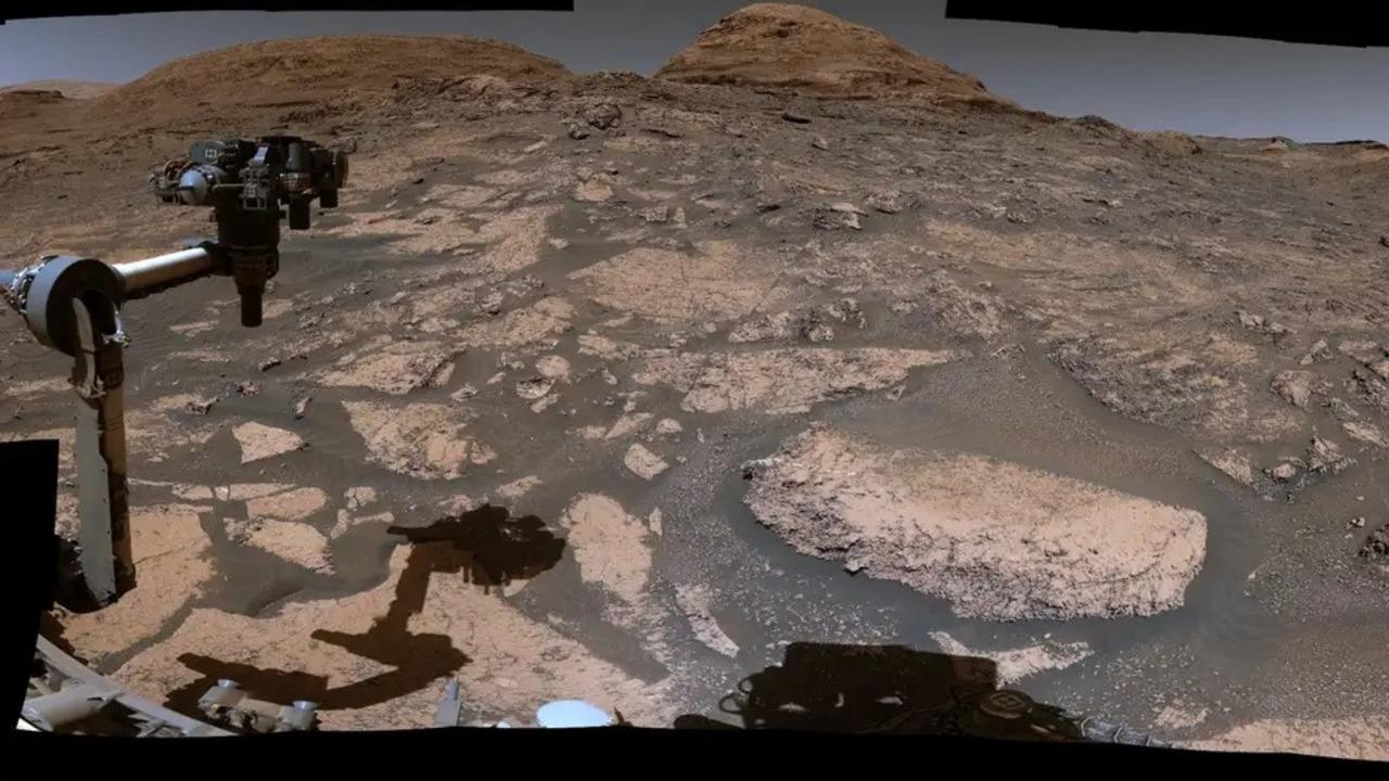 動画で巡る、キュリオシティが撮影した火星のパノラマ