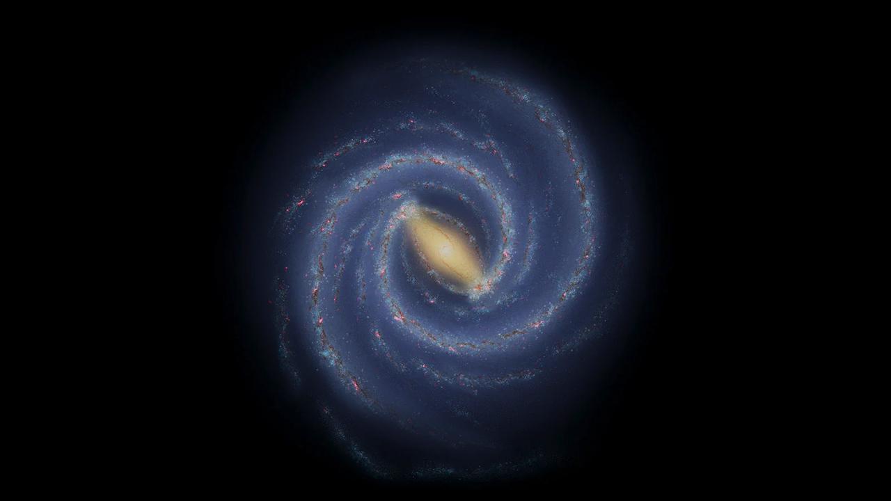 天の川銀河の腕に生えてる「トゲ」。宇宙の謎を解き明かすヒントになるかも