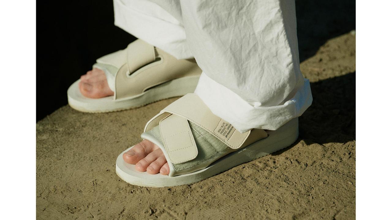 汗で湿らないので快適。夏の室内履きにムーンスター810sのサンダルはいかが?