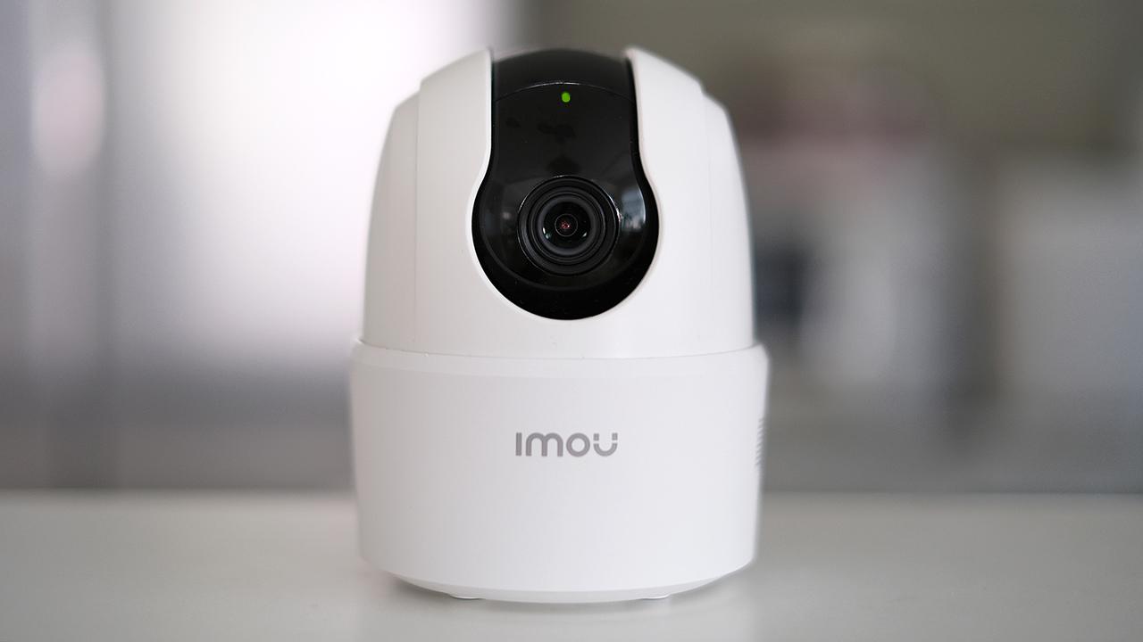 使ってみた! ペットや子どもを見守ってくれるHD画質セキュリティーカメラ「Imou Ranger 2C」
