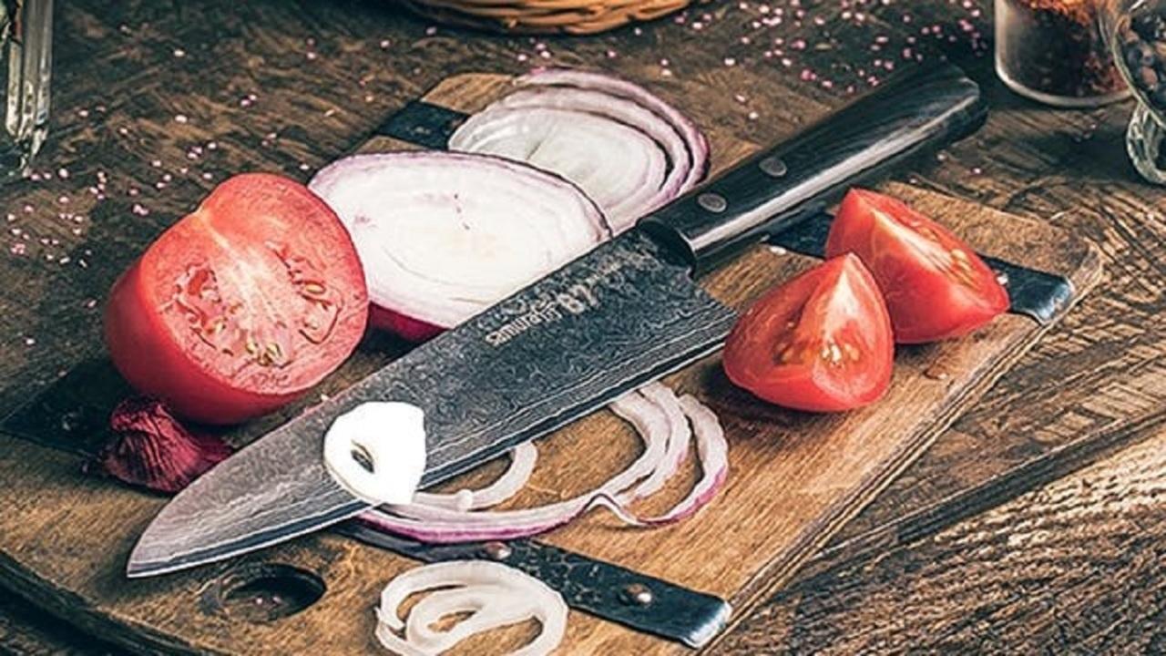 日本刀の技術にインスパイアを受けた一生使える名包丁「ダマスカス67」は切れ味が別格