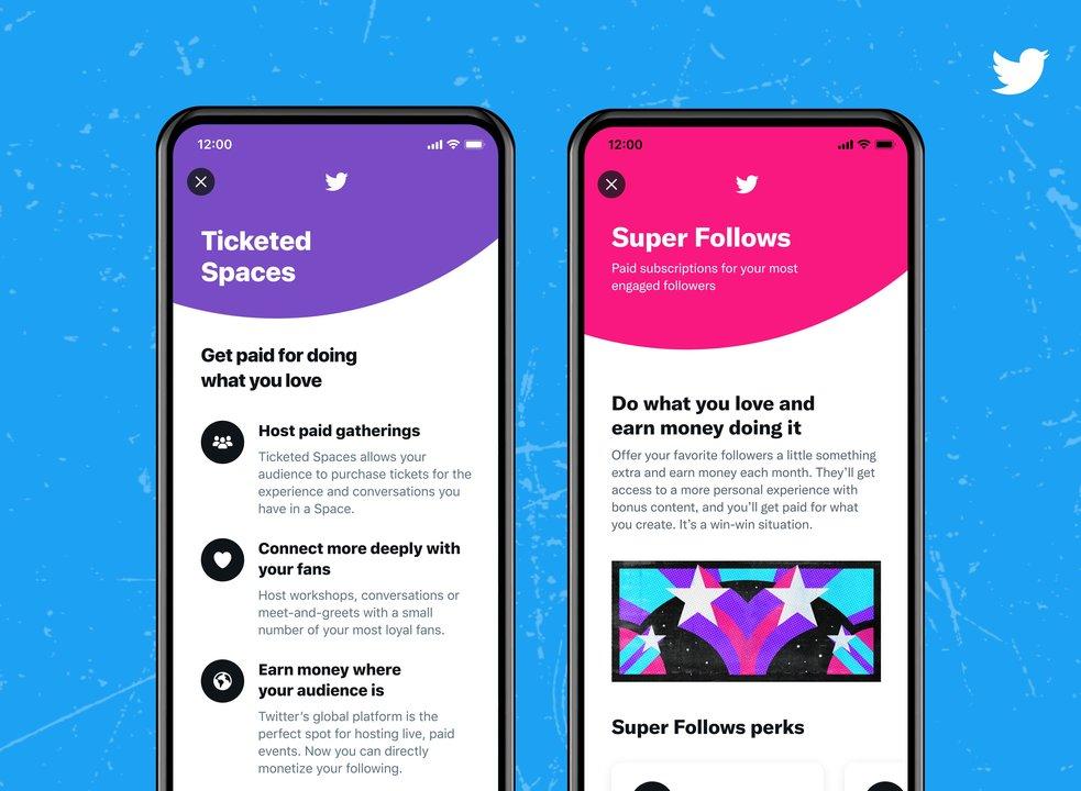 Twitterで有料の音声イベントを開催できる!「チケット制スペース」iOSユーザー先行でスタート