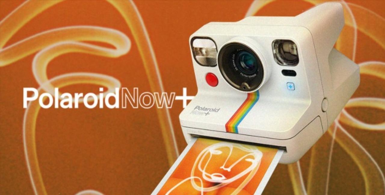 アナログのポラロイドがスマホで操作可能に。「Polaroid Now+」ならアートな写真が楽しそう!
