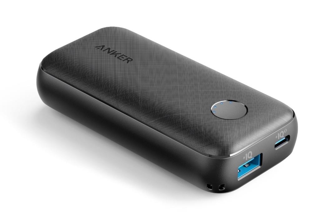 【今なら20%オフ】10000mAhで最大25W出力。Anker新型モバイルバッテリーのバランス感がスゴイんです!