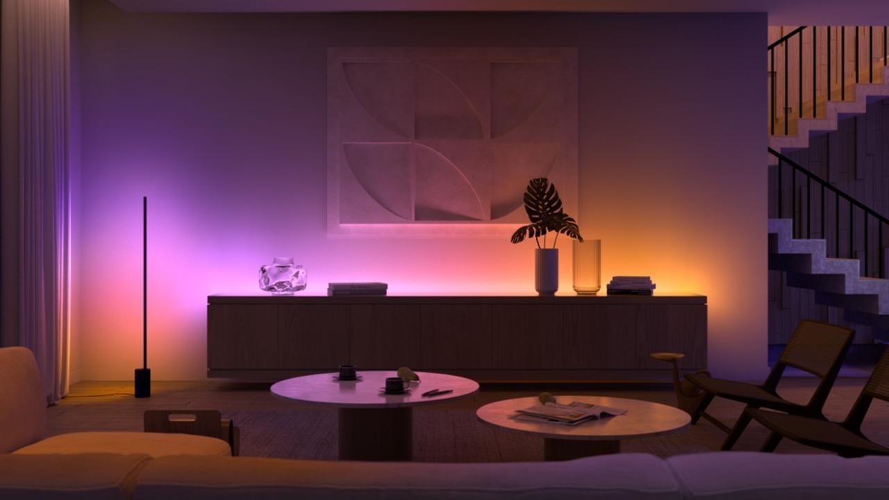 Philips Hue、多彩に光るスマート照明や種類が豊富になったスマート電球を発表