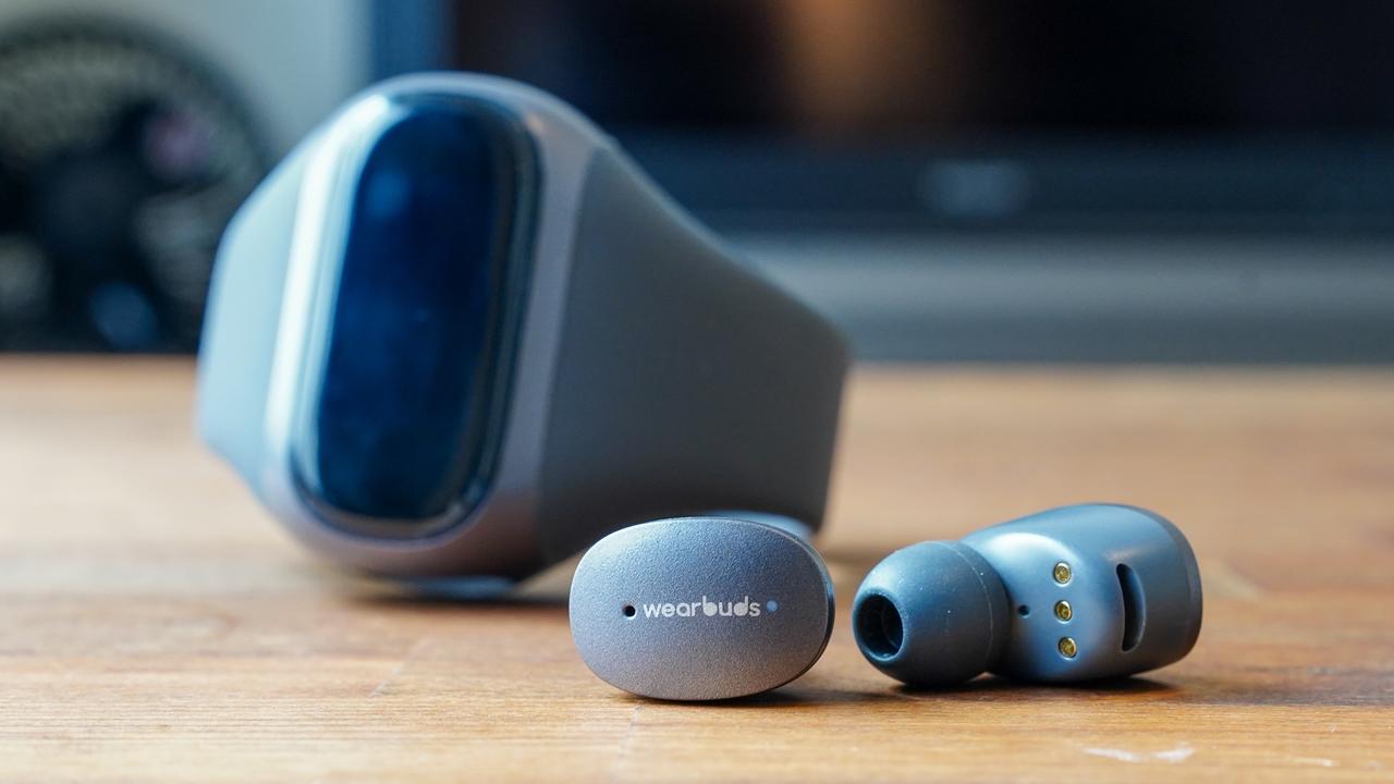 ワイヤレスイヤホンとスマートウォッチが一度で手に入る「Wearbuds Pro」を使ってみた