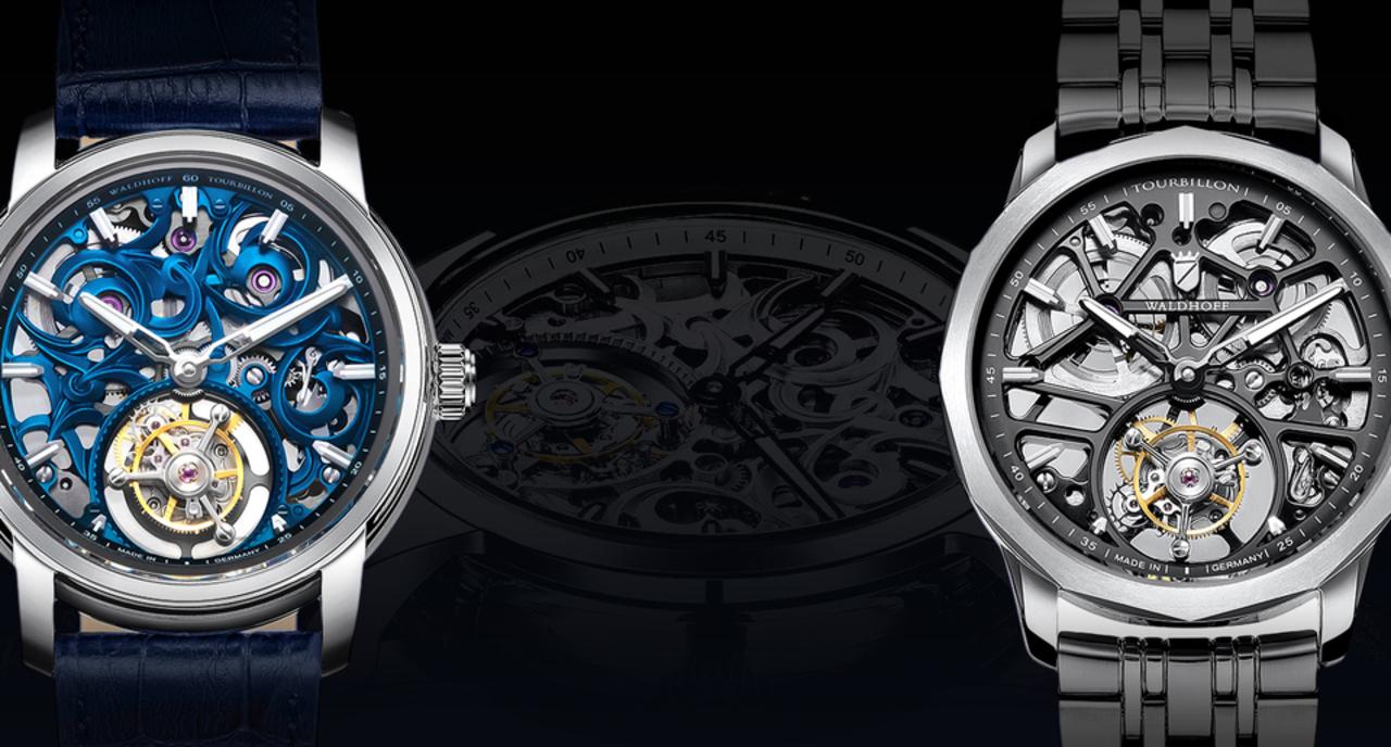 高いけど高くないのかも。スイスと並ぶ時計大国ドイツ生まれの手が届くトゥールビヨン「WALDHOFF」