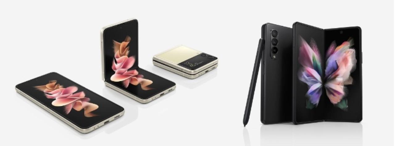 パカパカしたい! 折りたたみスマホ「Galaxy Z Fold3 5G」と「Galaxy Z Flip3 5G」がドコモとauから発売