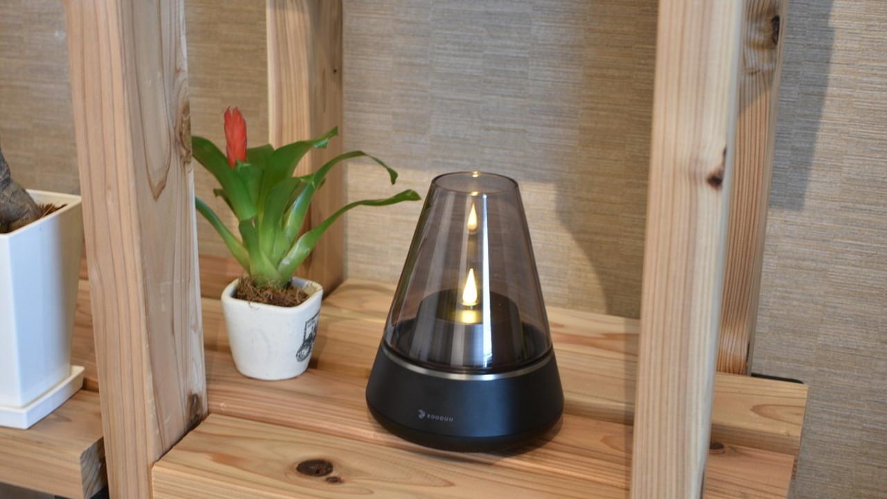 ゆらめく灯りと包み込むサウンド。北欧発LEDランタンスピーカーを試してみた!