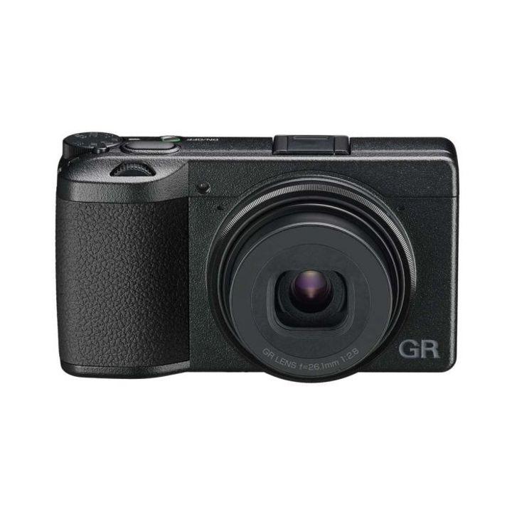 日常のとっておきを撮るのにぴったりな40mm・リコー「GR IIIx」