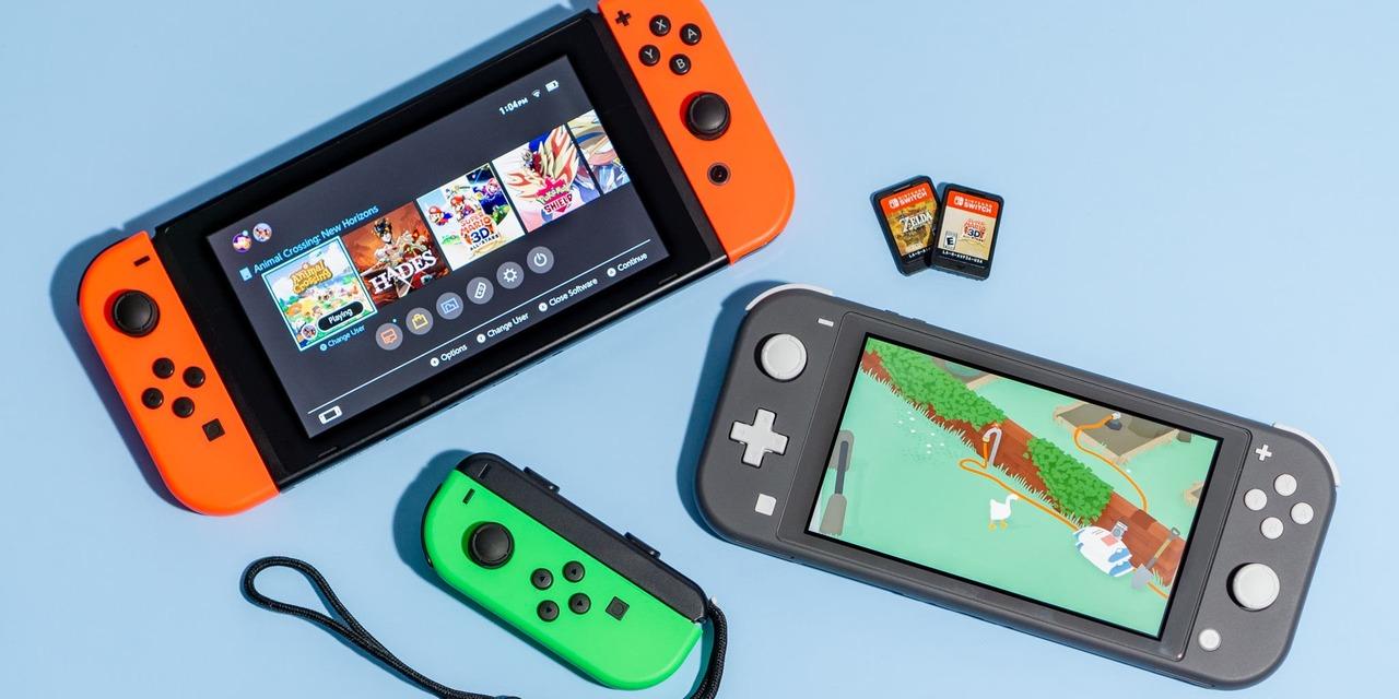 「Nintendo Switch」と「Switch Lite」なら、どちらを選ぶべき?