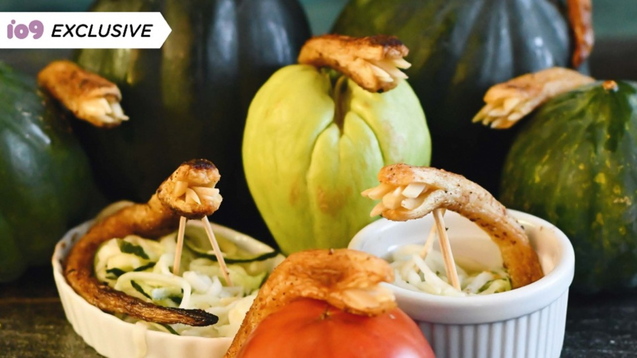 異色の料理本、映画『エイリアン』の公式レシピブック爆誕