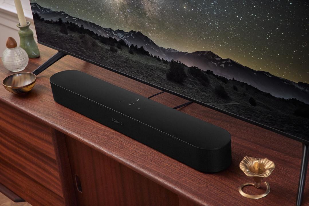 一人暮らしにぴったりなサウンドバー。Dolby Atmos対応、Sonos Beam (G2)!