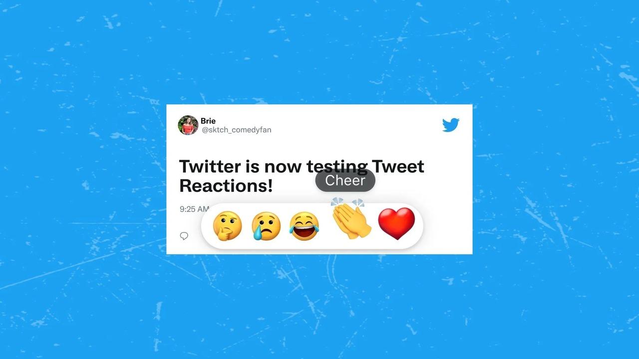 Twitterが一部エリアでリアクション機能をテスト中