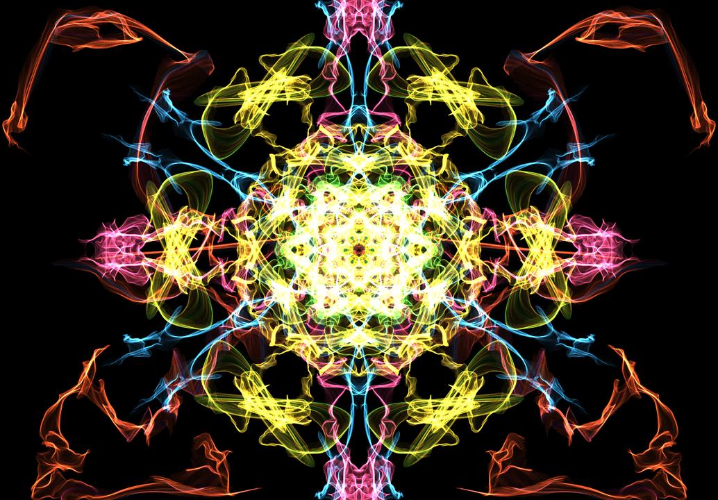 マウスの動きで超簡単に光のアートが描けるサイト「Silk」。仕事の合間にどう?