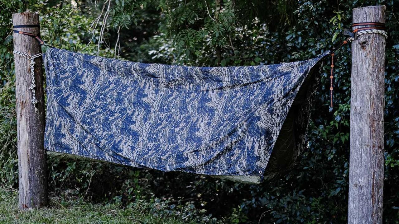 空中でゆらゆら眠ろう。ソロ向け広々ハンモックテント「Haven Tent XL CAMO」を使ってみた