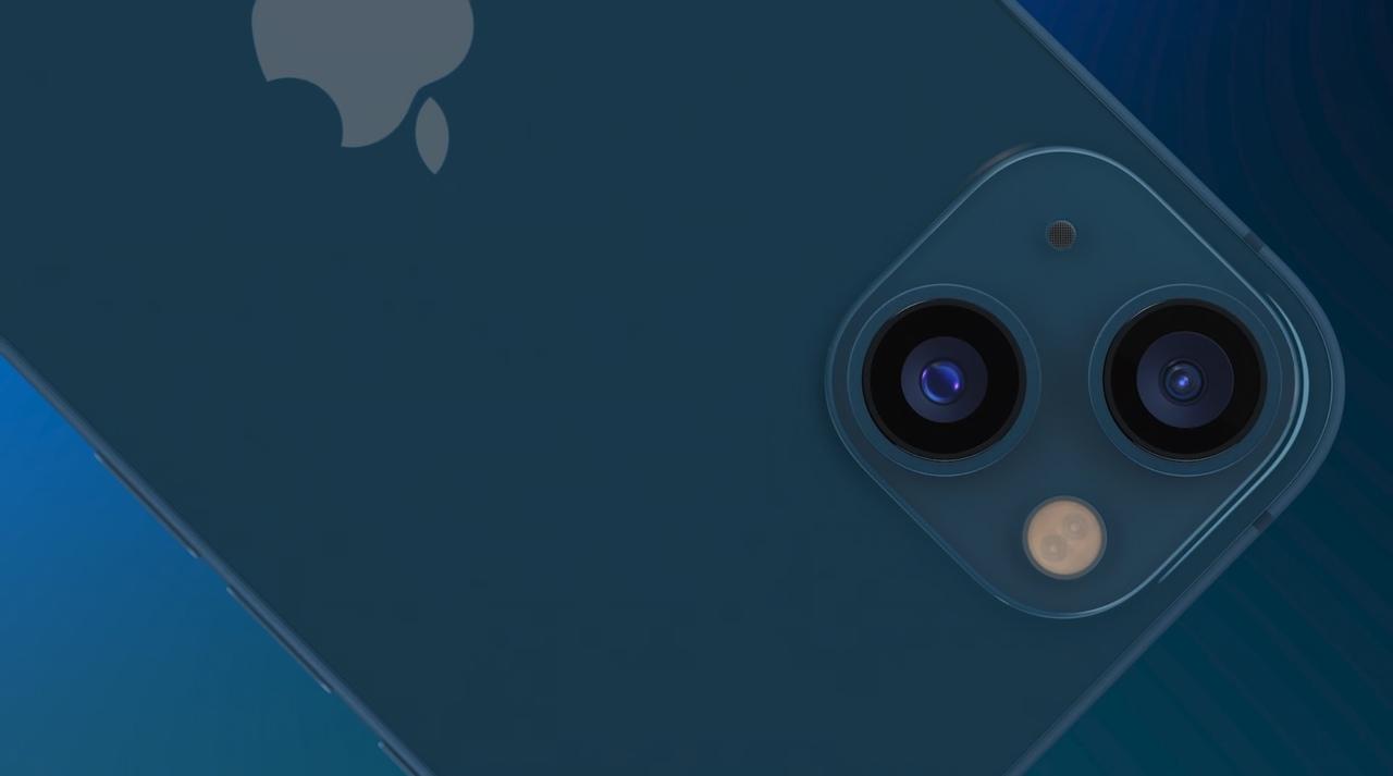 iPhone 13発表! レンズ斜め配置ですやん! #AppleEvent