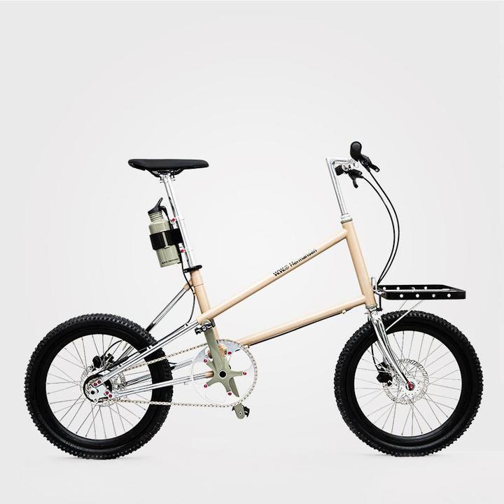 電動に見えないHermansenの自転車「Bike One」。元Bang&Olufsenのデザイナーが作るオシャレで街乗り用の1台