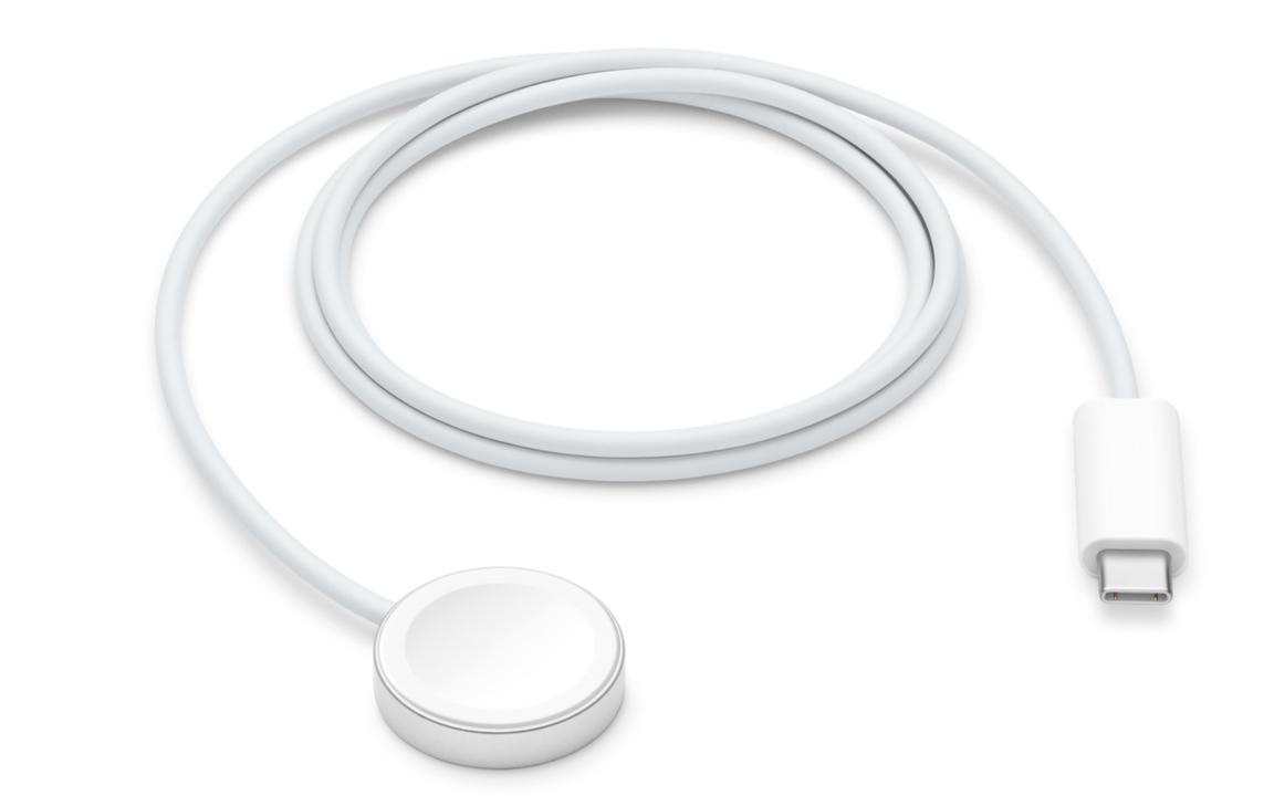Apple Watch SEの付属ケーブルがUSB-Cに変わってました