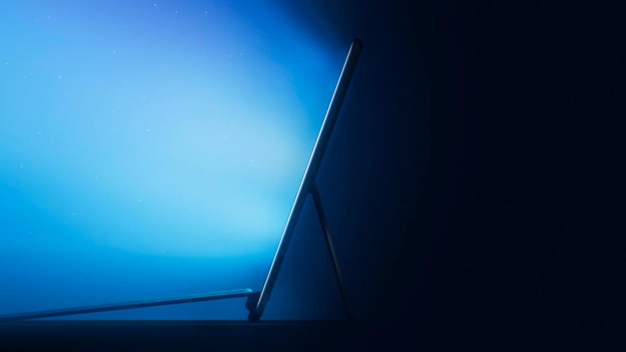 あれ? Surface Pro Xの新型モデルなかったな…[訂正あり] #MicrosoftEvent