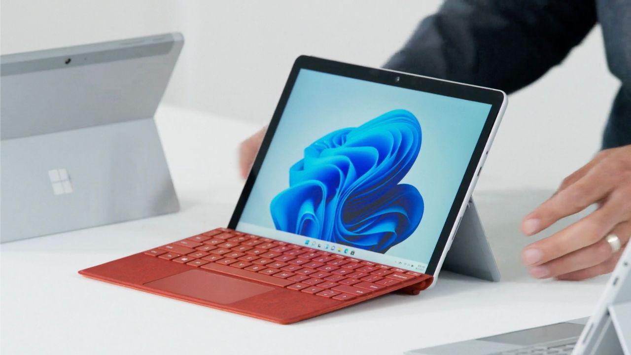 10.5インチ、どこにでも。「Surface Go 3」Windows 11搭載で10月5日発売 #MicrosoftEvent
