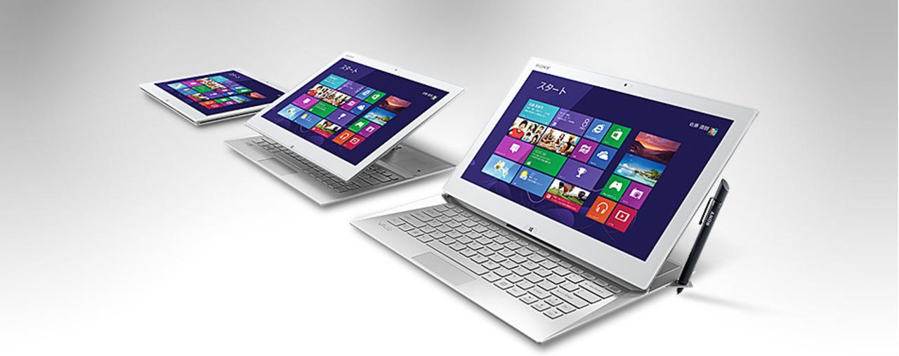 Surface Laptop Studioの元祖? VAIOとHPのWindowsたち #MicrosoftEvent