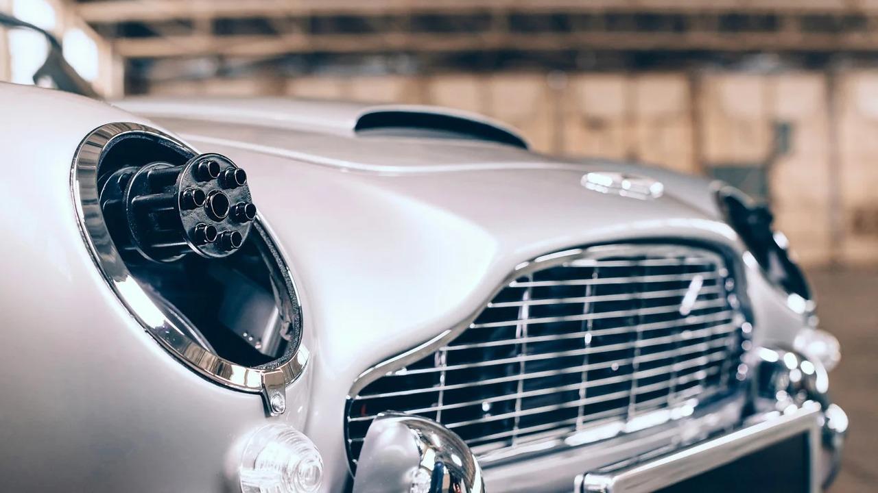 アストンマーティン DB5の『007』エディションが1,300万円(子ども用おもちゃの話です)