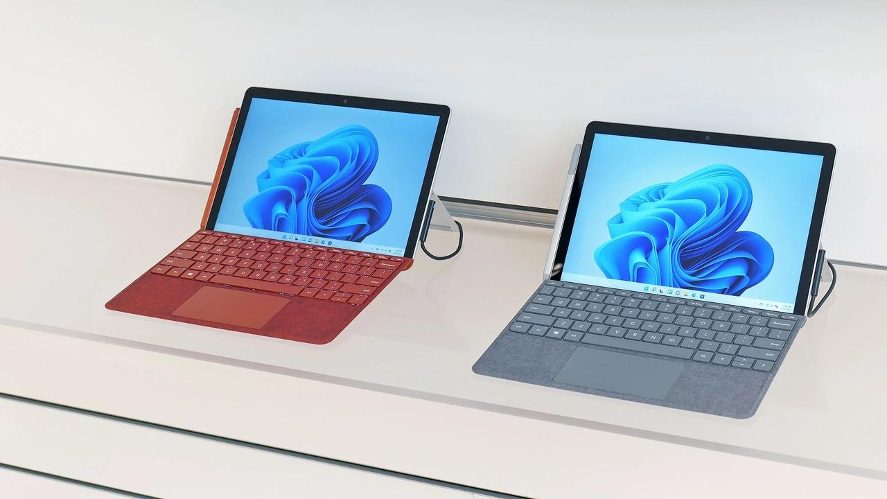 Surface Go 3、中価格帯でがっつりWindows 11を堪能できるマシン
