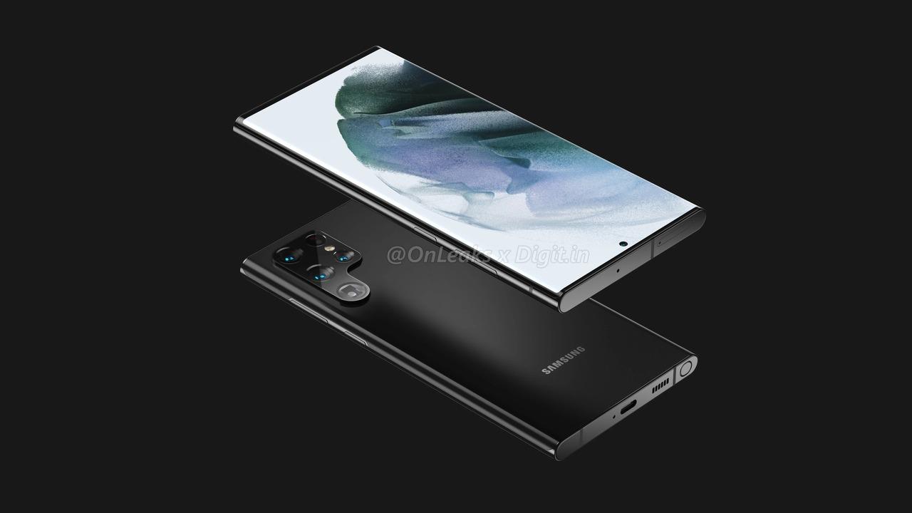 Galaxy S22 Ultraリーク情報から予想:NoteシリーズはGalaxy Sシリーズに統合される説