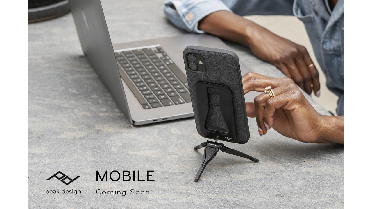 クルマにも自転車にも取り付け可。Peak Designのスマホアクセサリー「Mobile」がかなり便利そう