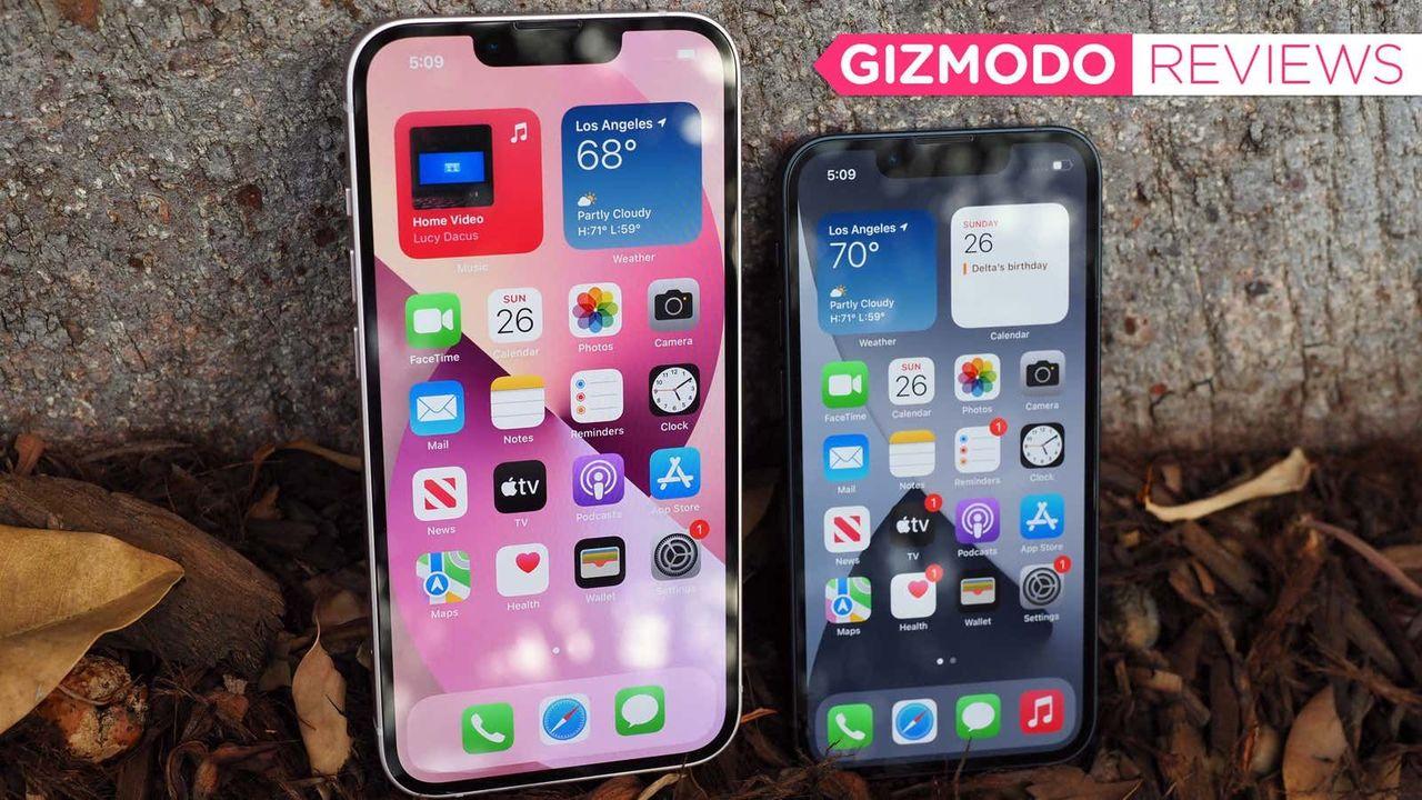 今年のiPhoneはPro一択な理由:iPhone 13/13 miniレビュー