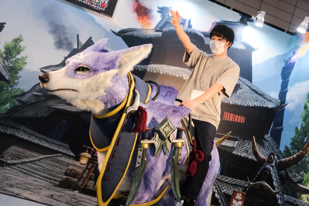 新タイトル大集合! 東京ゲームショウ2021、各ブースの様子をお届けします #TGS2021