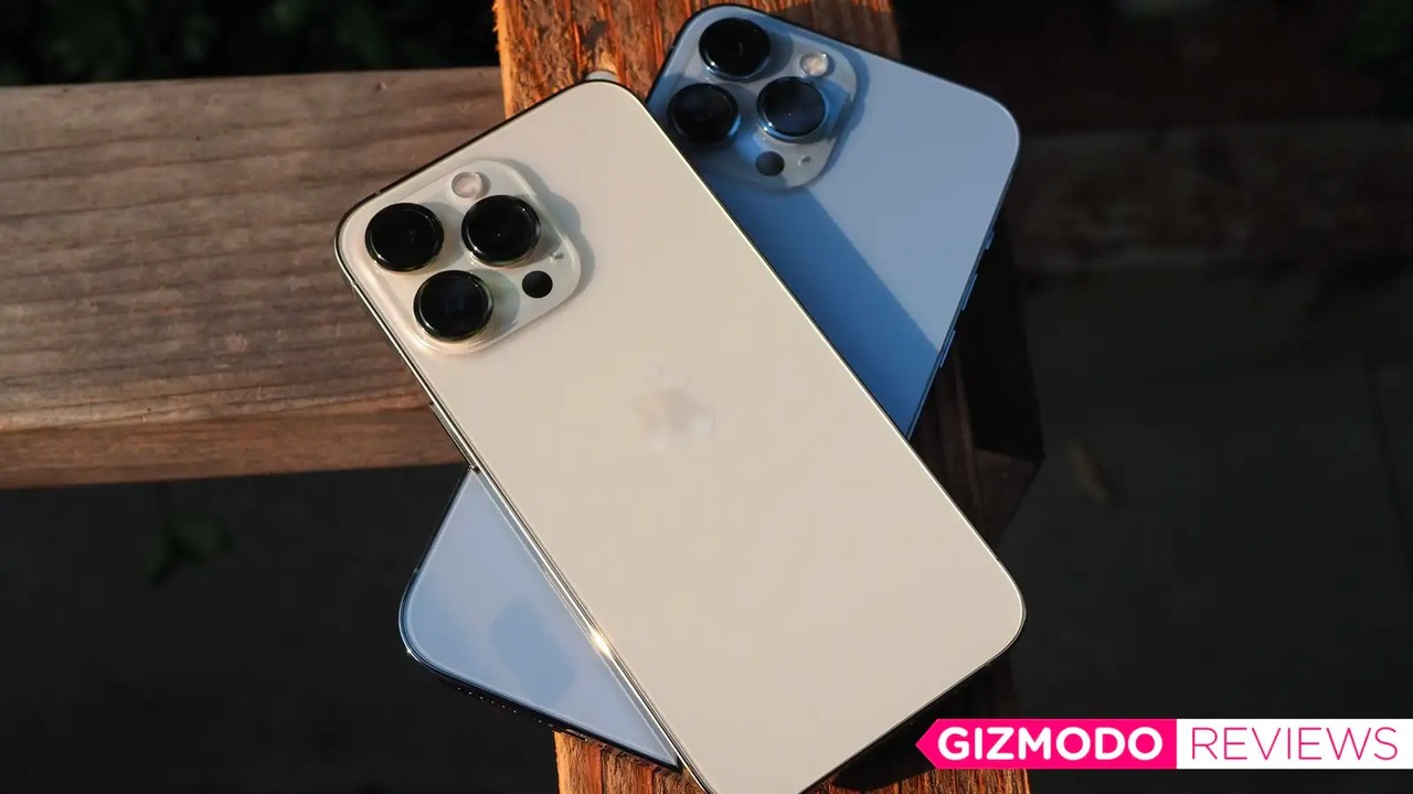 新しいiPhoneは、古いiPhoneより良いに決まってる:iPhone 13 Pro / Maxレビュー