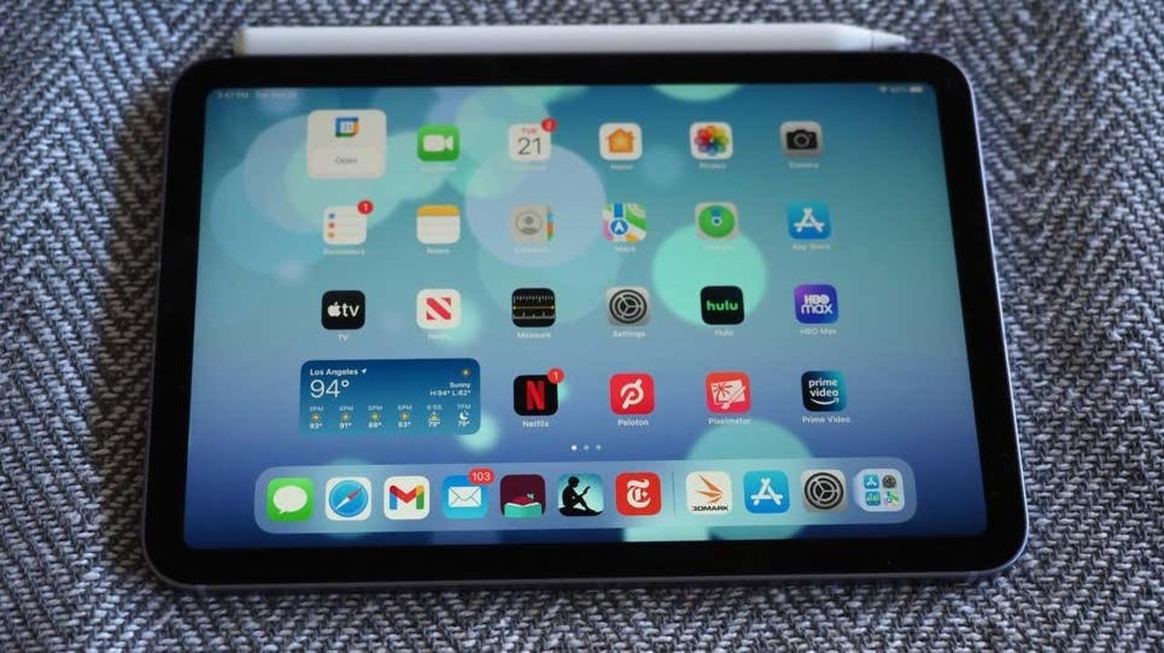 iPad mini 6のトラブル「ゼリースクロール」ってなに?