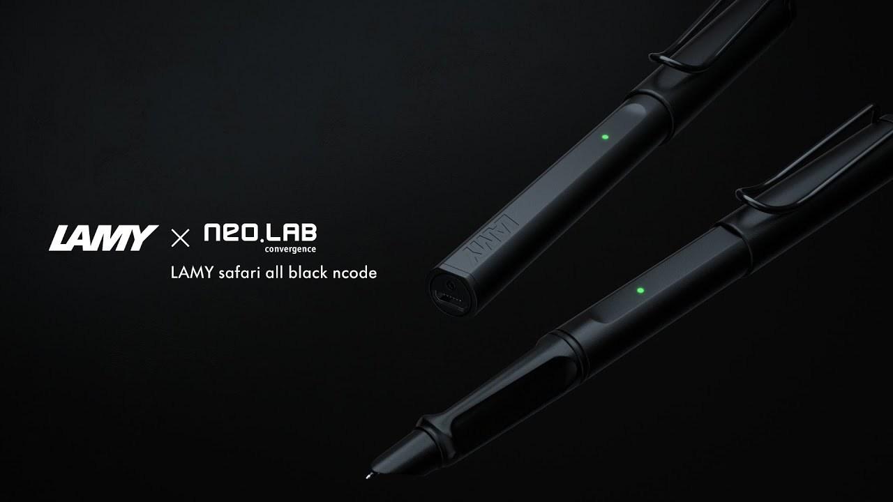 ドイツ製LAMYのスマートペンなら文字でも絵でも何でもスマホにデジタル化!