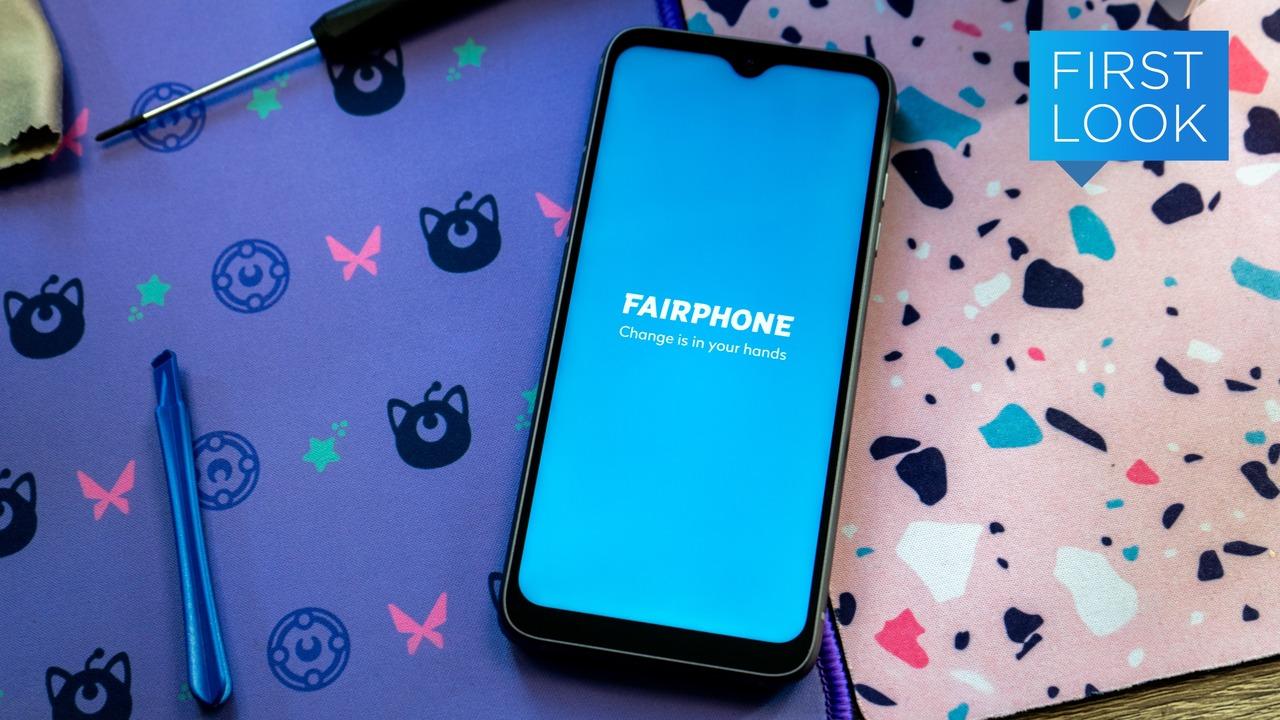 パーツ交換できるスマホ「Fairphone」さわってみた:普及の鍵はユーザーと市場の価値観の変化?