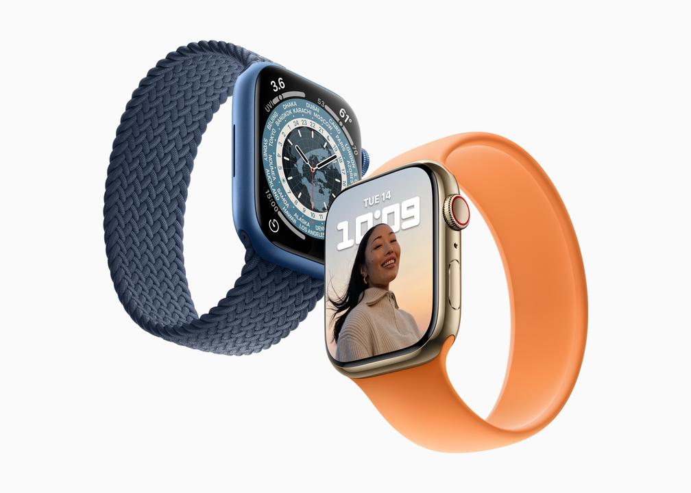 Apple Watch Series 7は10月8日(金)予約開始、15日(金)に発売決定!
