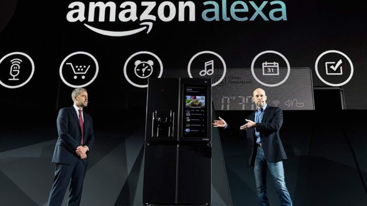 今度は冷蔵庫…アマゾンがスマートに食生活管理してくれる新製品を開発中