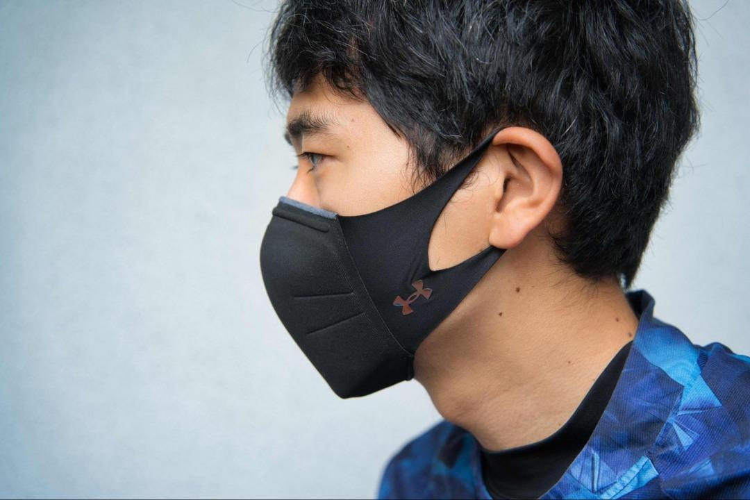 ランニング中の「マスクで息苦しいストレス」が激減!いちいち鼻先もズレない&ずっと快適な理由