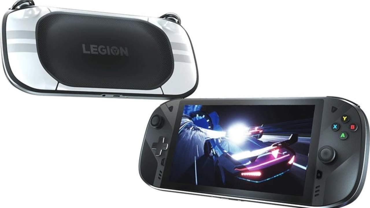 レノボ、まるでNintendo Switchに対抗したようなAndroidゲーム機「Legion Play」が発売間近?
