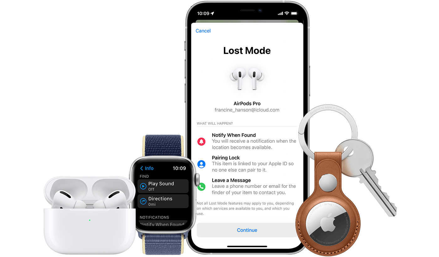 AirPods Pro/Max がAppleの「探す」ネットワークに対応。これまで以上に見つけやすくなった