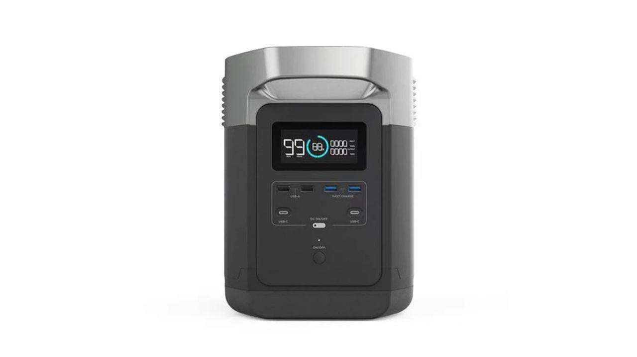 【楽天お買い物マラソン】ECOFLOWの1260Whポータブル電源が20%オフ、ダイソンのコードレス掃除機が31%オフなど