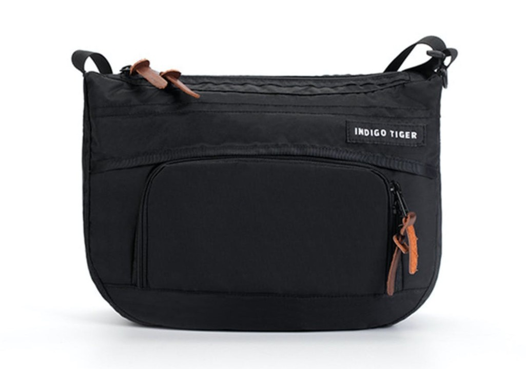 財布が一体化! 9個のポケット付きショルダーバッグ「Smash bag」が間もなく終了
