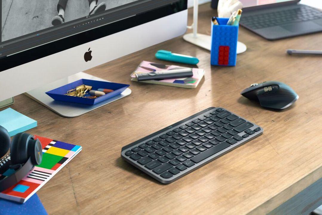 LogicoolのMXキーボードが小さくなったよ!「MX KEYS MINI」は11月11日からポチれます