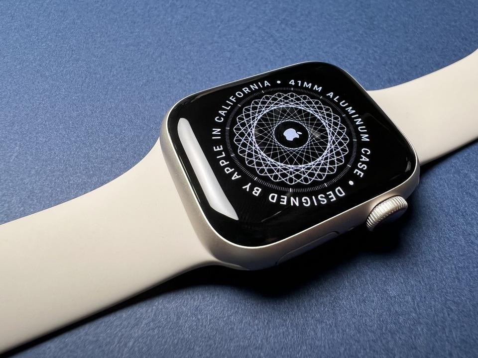 Apple Watch 7ファーストインプレッション:画面の大きさ、明るさアップで正統進化したモデル
