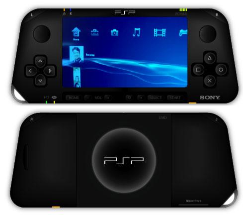 PSP2(コードネーム「コバルト」)の写真とスペックの噂