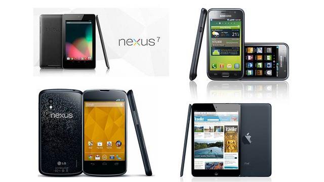 スマートフォンとかタブレットの広告写真、なんかヘン!?