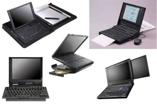頑強・堅実なThinkPadは、ビジネス界の変態ノートPCチャレンジャーでもあった(いい意味で)