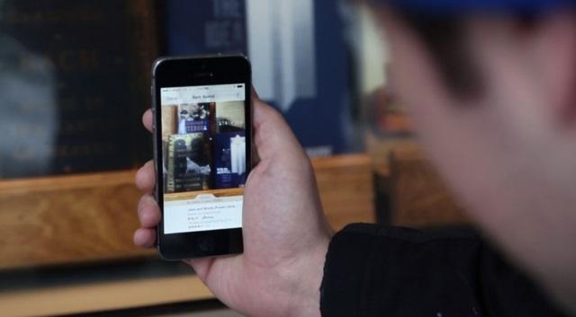 アマゾンの「Flow」、商品をスマホで顔認識、瞬時に検索