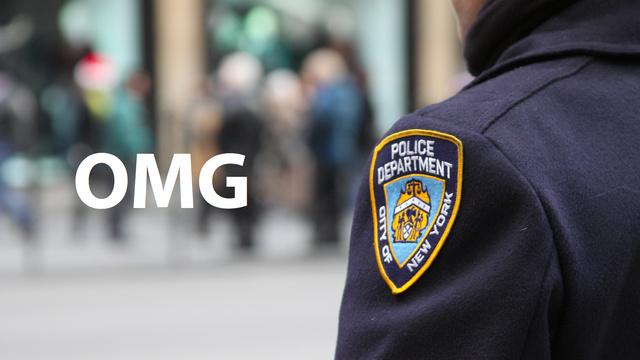 NYの警察官はグーグルグラス装着へ? 現在テスト中